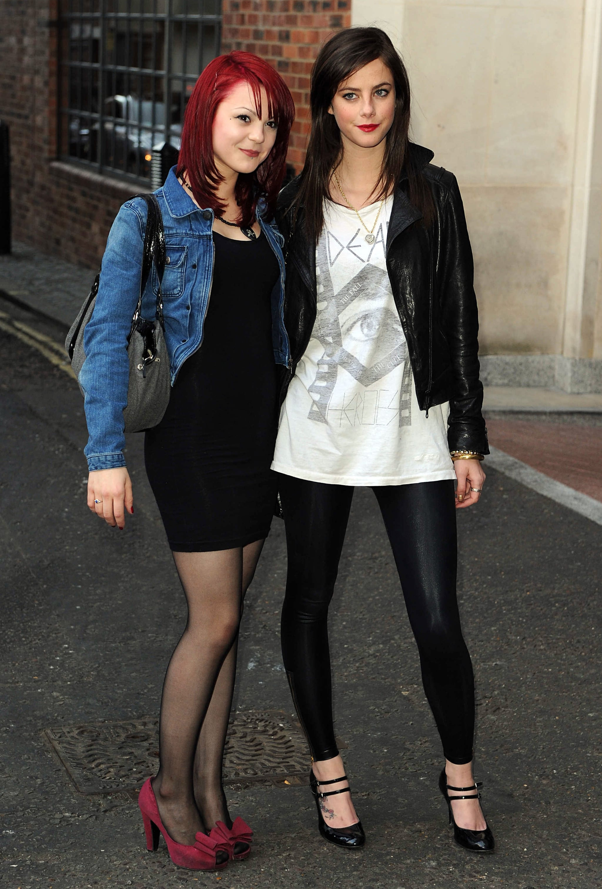 Photos Of Kaya Scodelario Megan Prescott And Kathryn