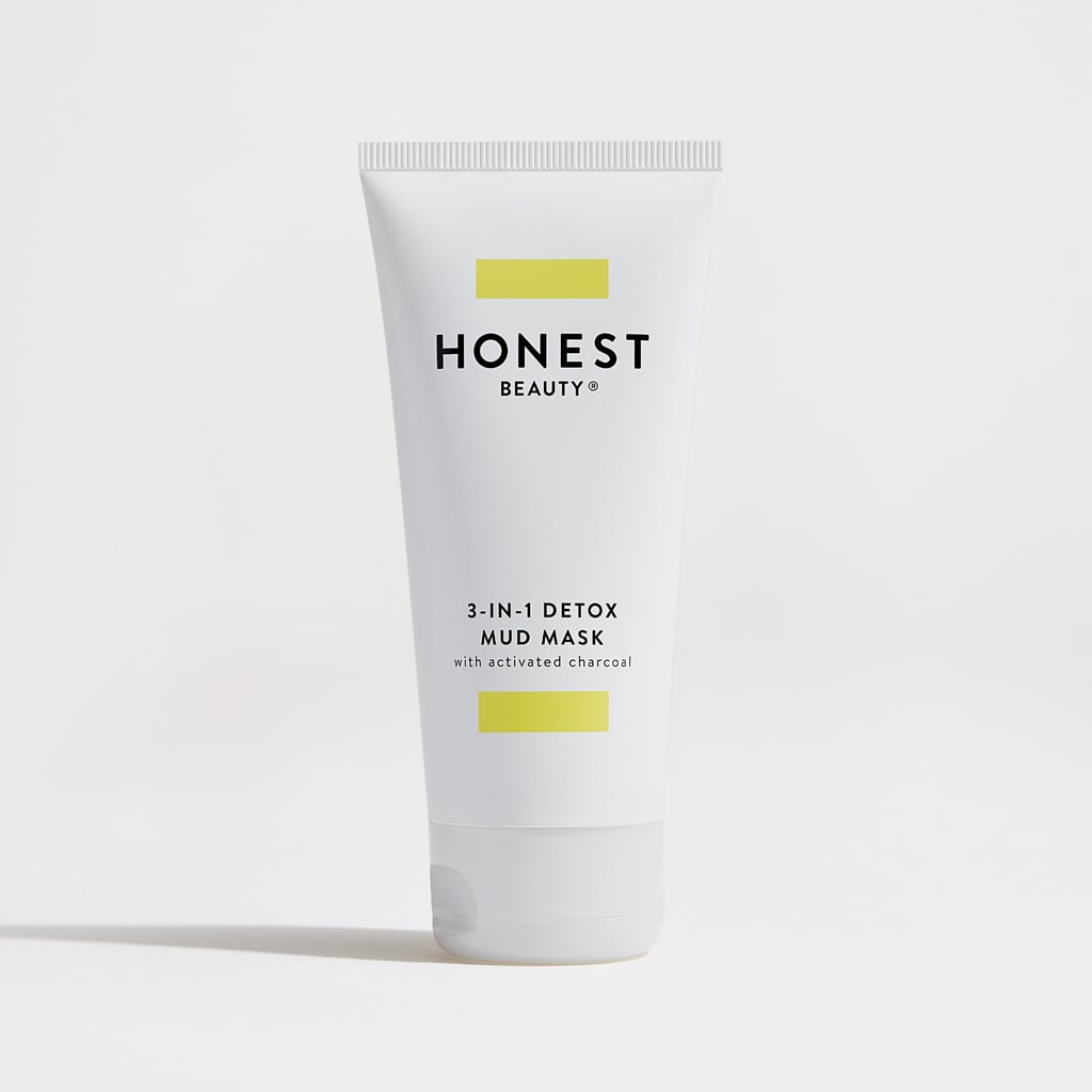 Honest 3-in-1 Detox Mask with Activated Charcoal