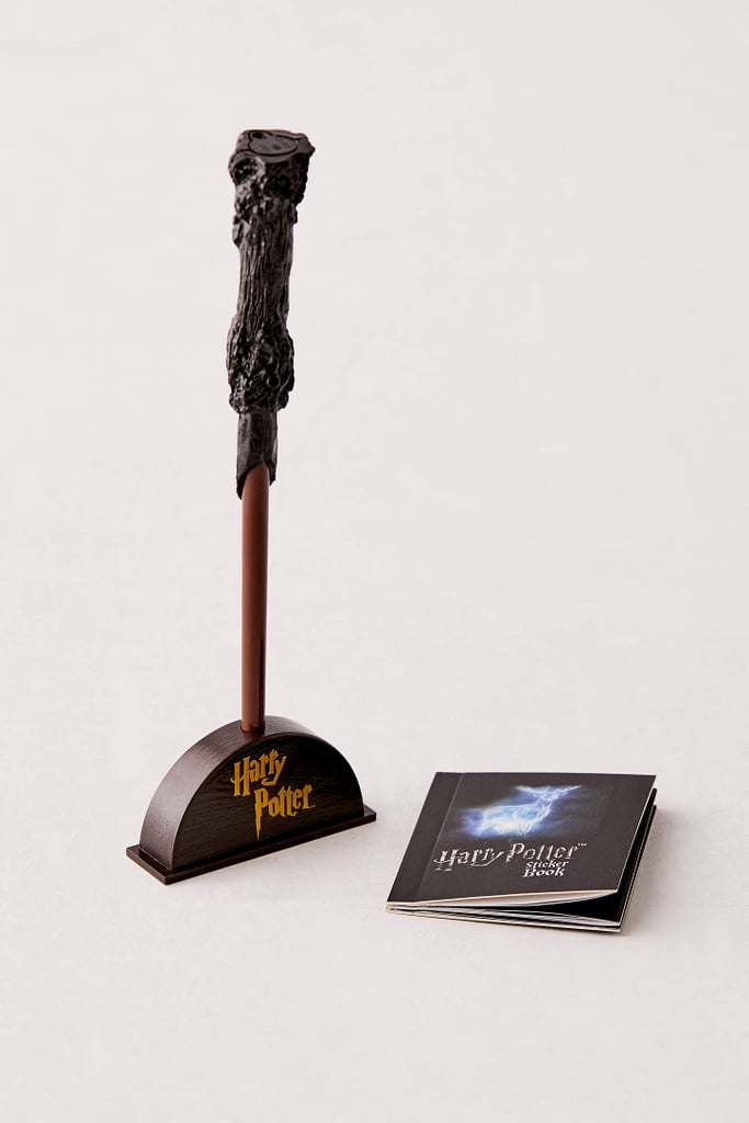 Harry Potter Mini Wand and Sticker Book