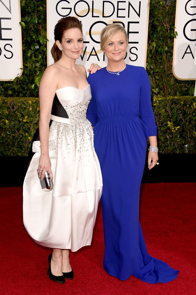 Amy and Tina Really Have This Golden Globes Thing Nailed