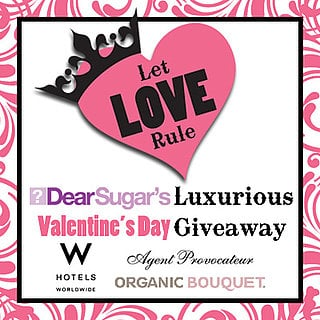 "Enter DearSugar's ""Let Love Rule"" Giveaway!"