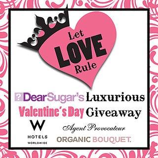 """Enter DearSugar's """"Let Love Rule"""" Giveaway!"""