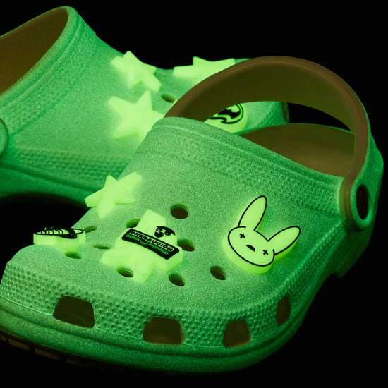 Bad Bunny's Glow-in-the-Dark Crocs Collaboration