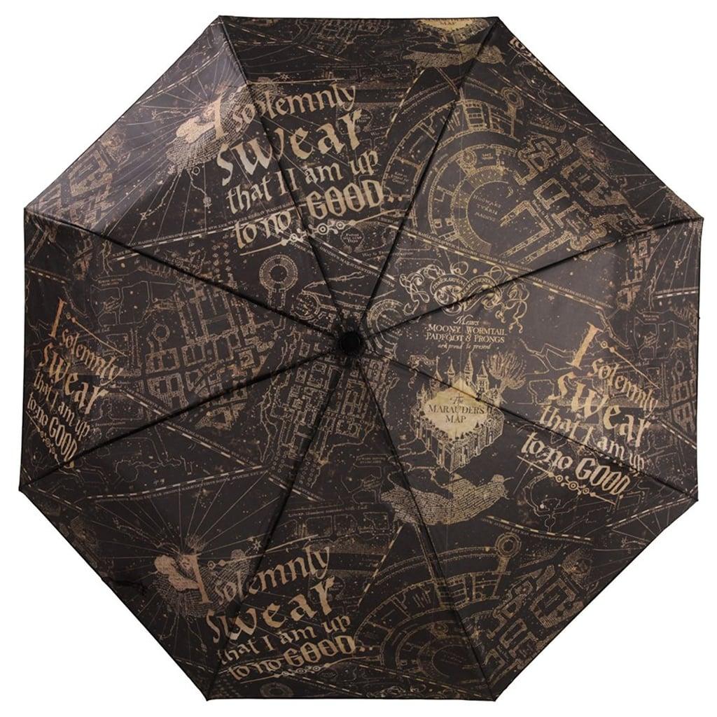 BioWorld Harry Potter I Solemnly Swear Compact Umbrella
