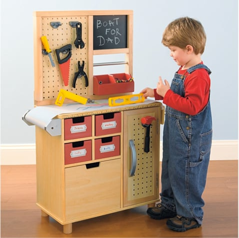 One Step Ahead Workbench Play Workbenches For Kids