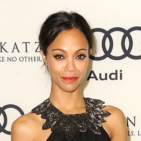 This Week's Top 5 Celebrity Beauty Looks With Zoe Saldana, Diane Kruger, Lea Michele & More!