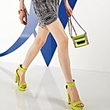 These neon extras are impossible to miss! Source: Diane von Furstenberg