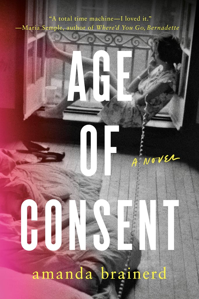 Age of Consent by Amanda Brainerd