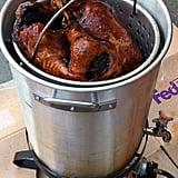 3. Carefully Remove Turkey