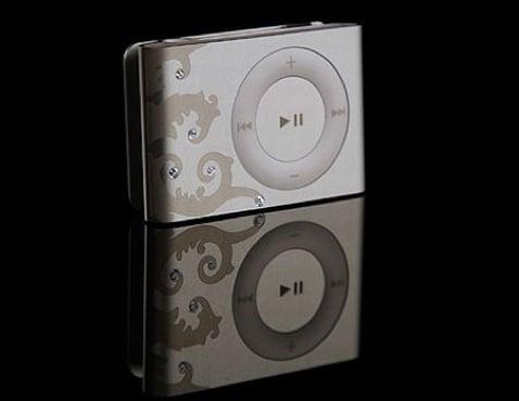 John Harrington iPod Shuffle: Geeky or Geek Chic?