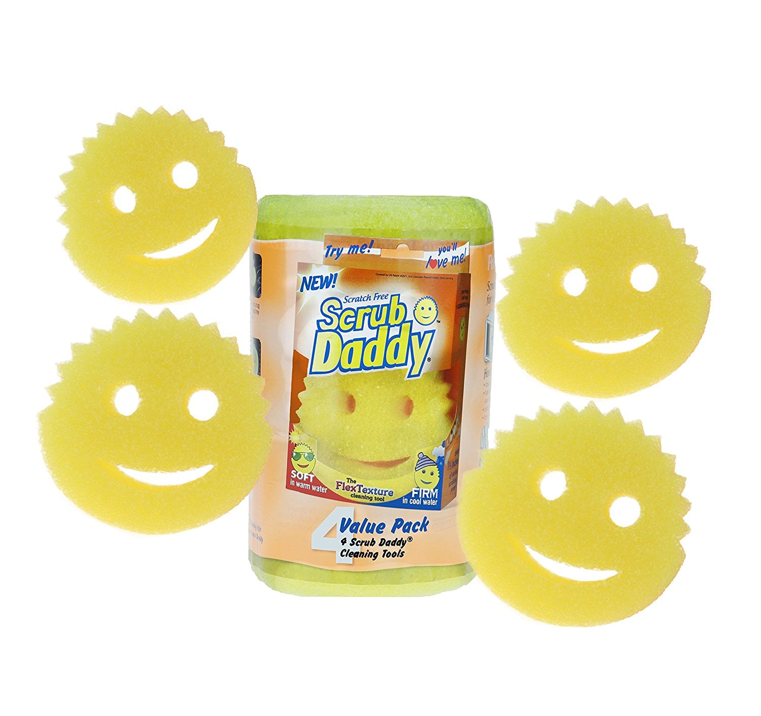 Smiley Face Sponge Bed Bath And Beyond
