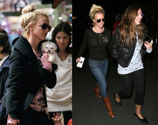 Britney Weekend Roundup