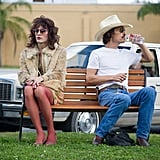 Jared Leto and Matthew McConaughey in Dallas Buyers Club.