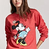 Minnie Mouse Graphic Sweatshirt
