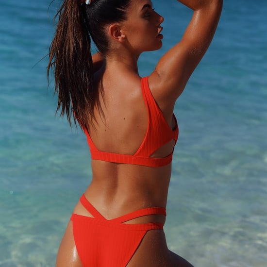 Sexy Red Swimsuits 2018