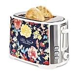 Pioneer Woman Extra-Wide Slot 2 Slice Toaster Fiona Floral