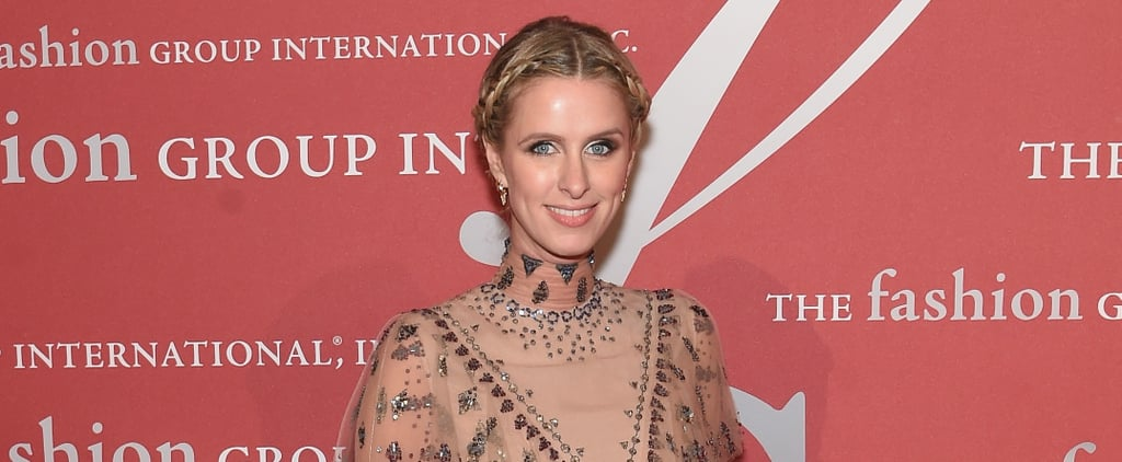Nicky Hilton Just Completely Remastered Dianna Agron's Wedding Dress