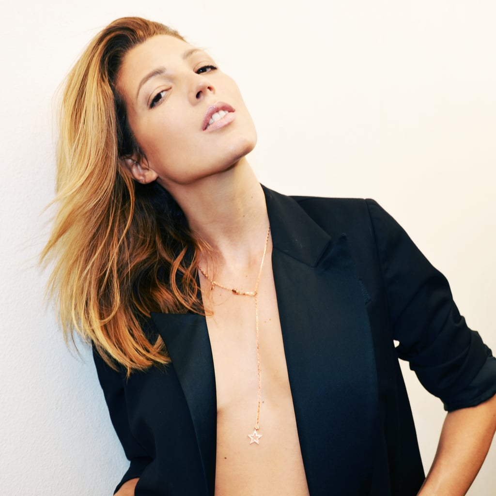 Celebrity wearing sass and bide