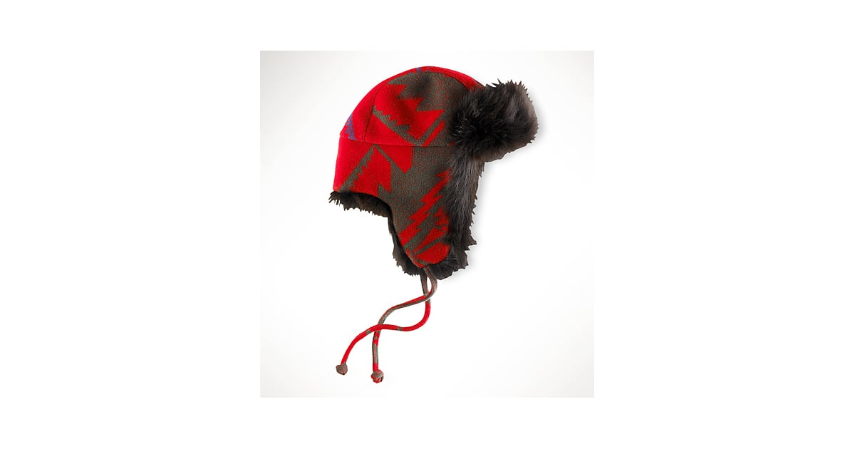 64072b441 Ralph Lauren Beacon Toscana Trapper Hat ($200)   Awesome Holiday ...