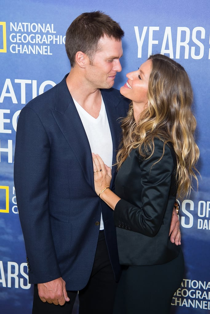 The pair looked so in love when they hit the red carpet in NYC back in September 2016.