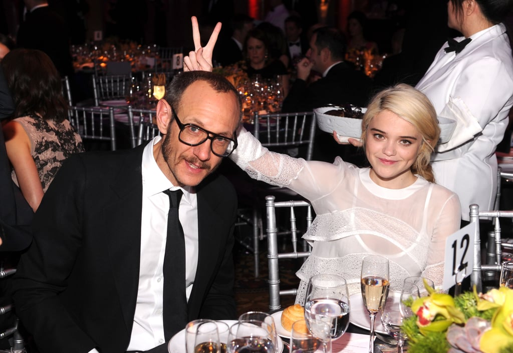 Terry Richardson and Sky Ferreira