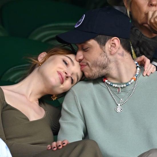 Pete Davidson and Phoebe Dynevor's Public Debut at Wimbledon
