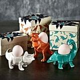 Ceramic Dinosaur Egg Cup