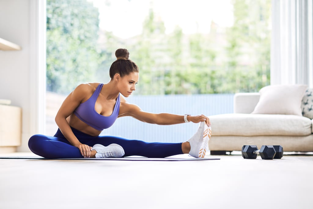 Kelsey Wells's 15-Minute Equipment-Free Total-Body Workout