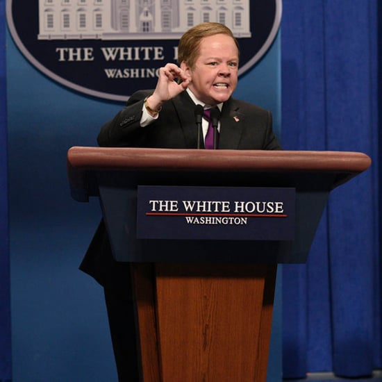 Melissa McCarthy Talks About Playing Sean Spicer on Ellen