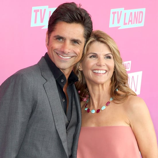 John Stamos and Lori Loughlin on the Red Carpet April 2016