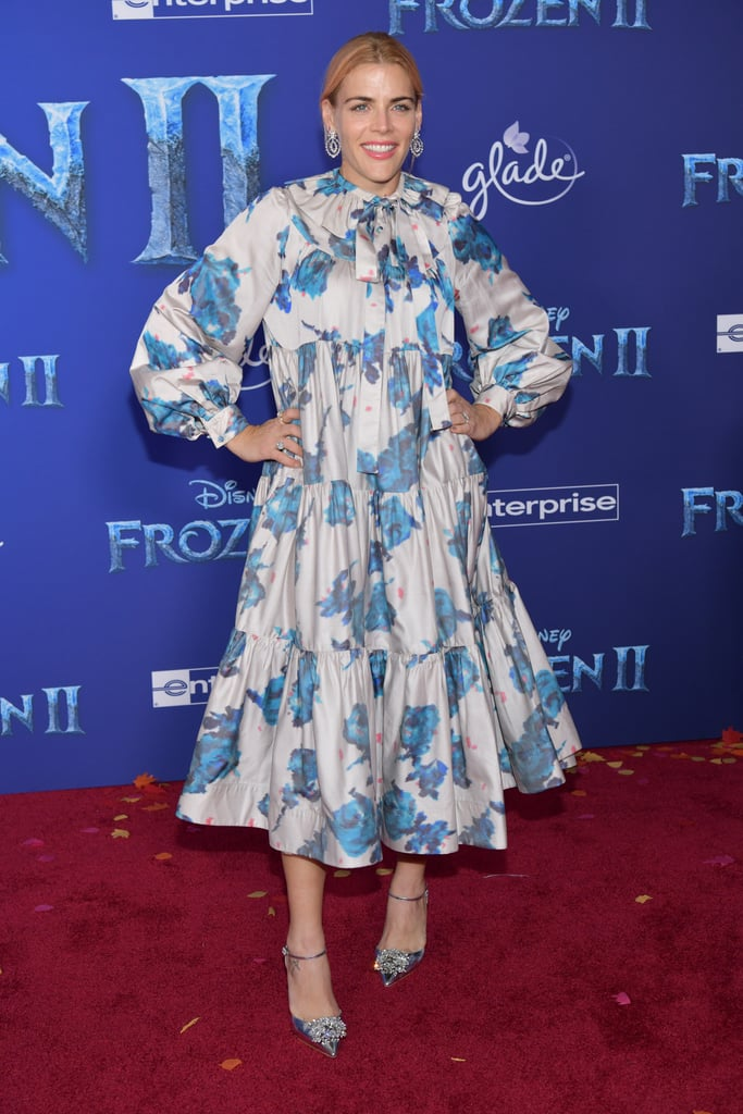 Busy Philipps at the Frozen 2 Premiere in Los Angeles