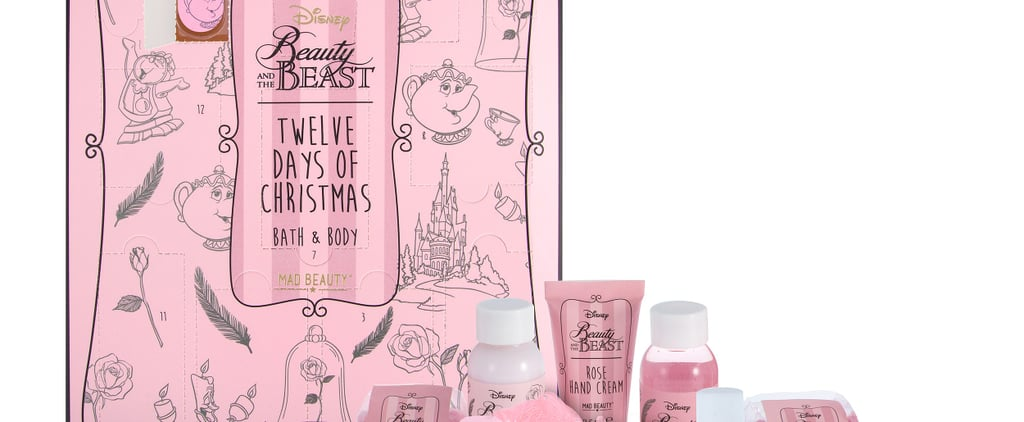 You'll Be Belle of the Bath With This Beauty and the Beast Advent Calendar