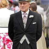 Great-Grandfather: Prince Philip, Duke of Edinburgh