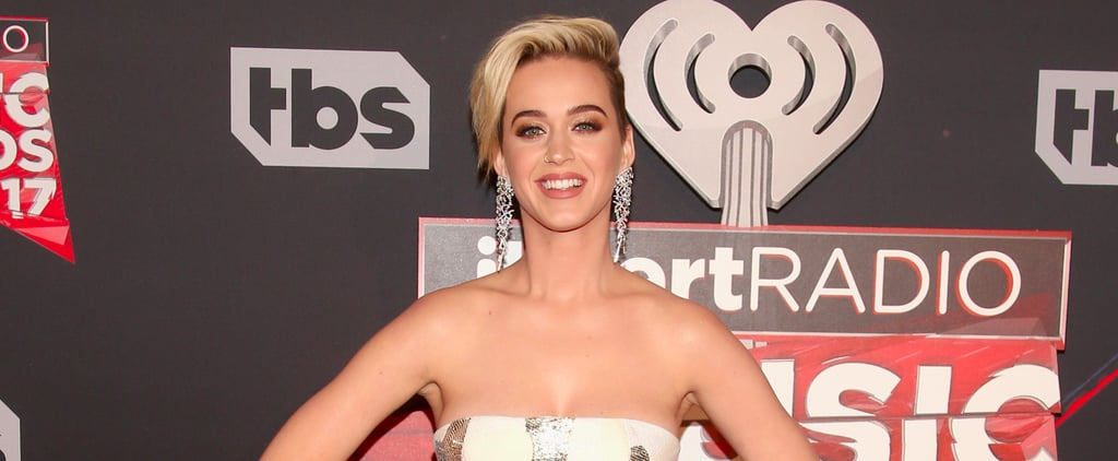 Katy Perry Shines Bright at the iHeartRadio Awards After Split From Orlando Bloom