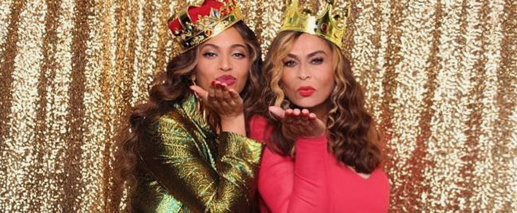 Beyoncé Sings to Tina Lawson on Her Birthday January 2019
