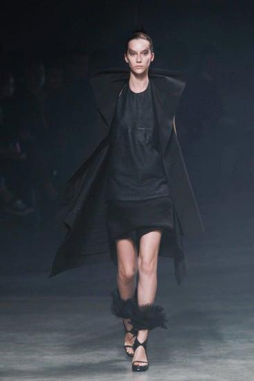 Spring 2011 Paris Fashion Week: Rick Owens