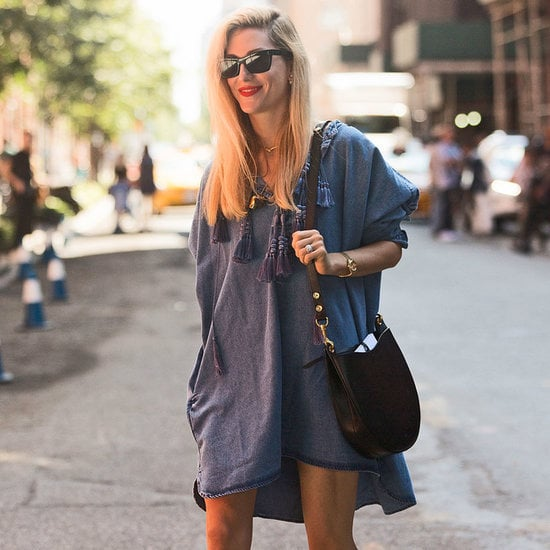 Street Style At Spring 2015 New York Fashion Week