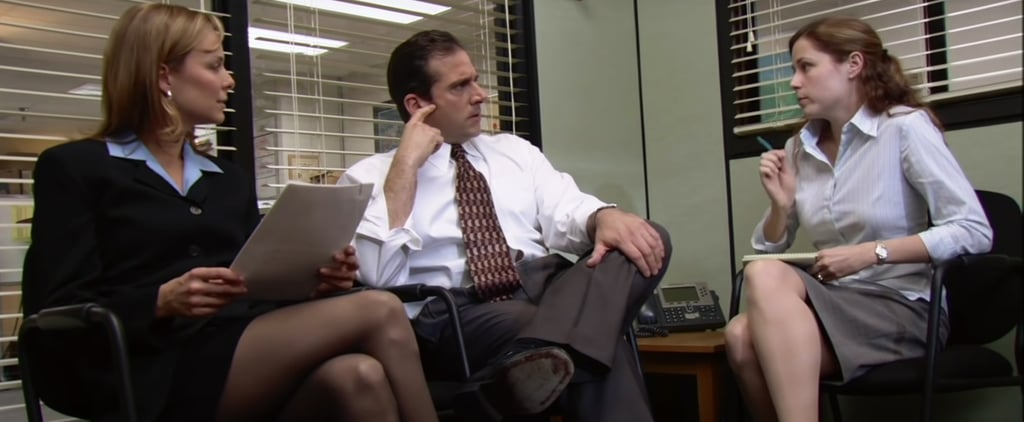 Watch The Office's Never-Before-Seen 2004 Cast Interview