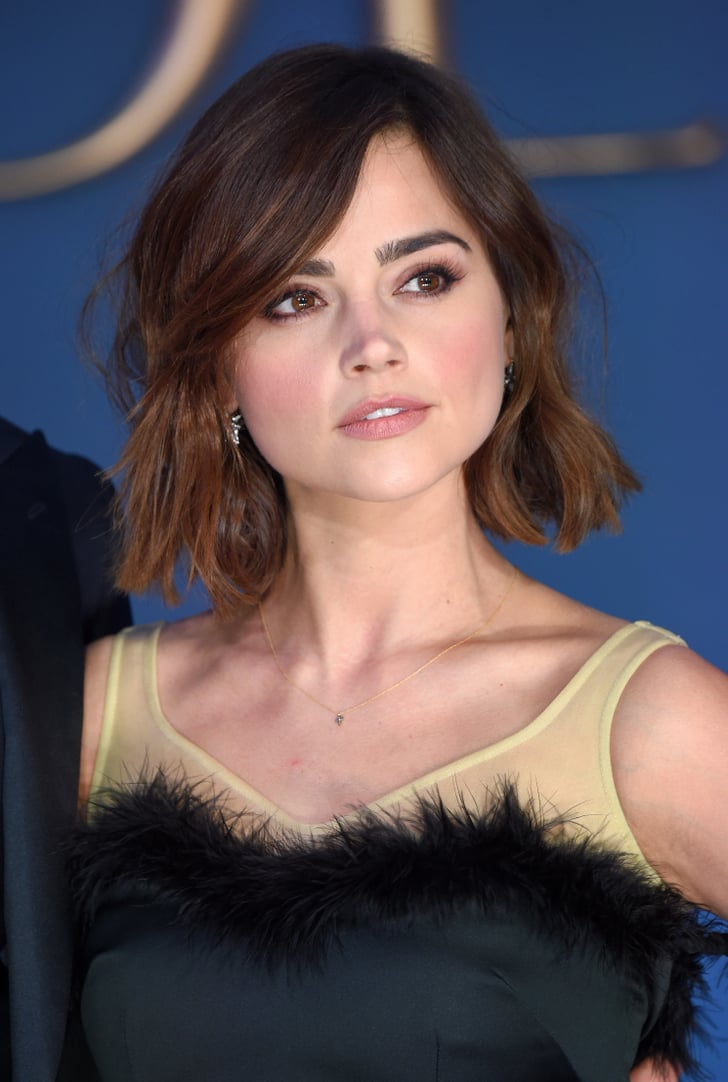Jenna Coleman Your Ultimate Guide To The Bob Long