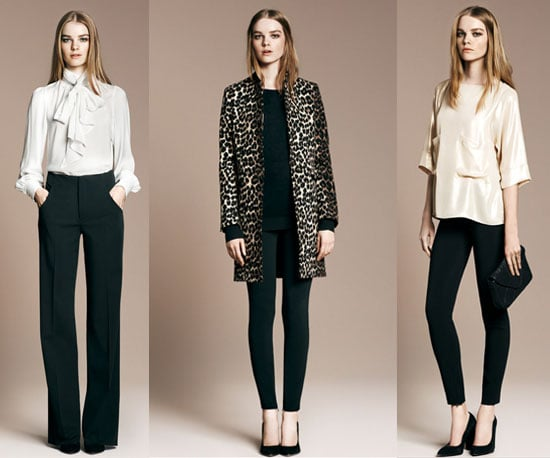Zara's ladylike manual for easy, steamlined luxe.