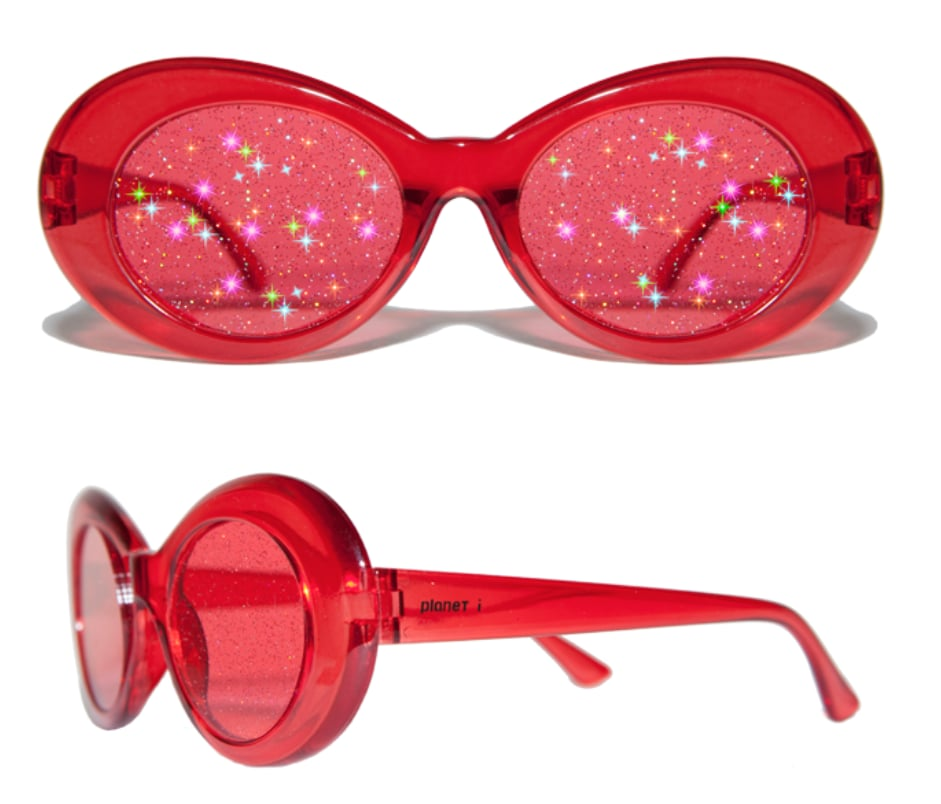 Extraterrestrial Red ($72)