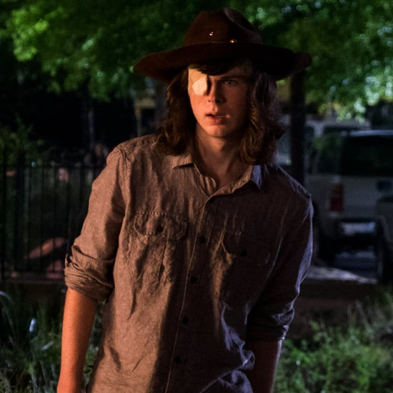 Does Carl Die on The Walking Dead?