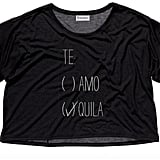 State of Gace Tequila Crop Tee ($67)