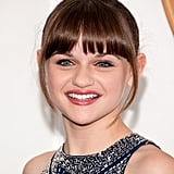 Joey King's Top Knot