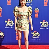 Lana Condor at the MTV Movie & TV Awards