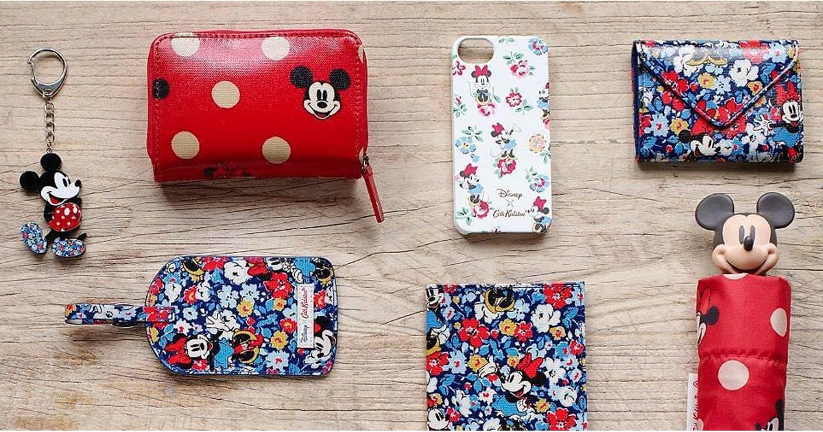 disney x cath kidston mickey mouse collection popsugar love sex. Black Bedroom Furniture Sets. Home Design Ideas
