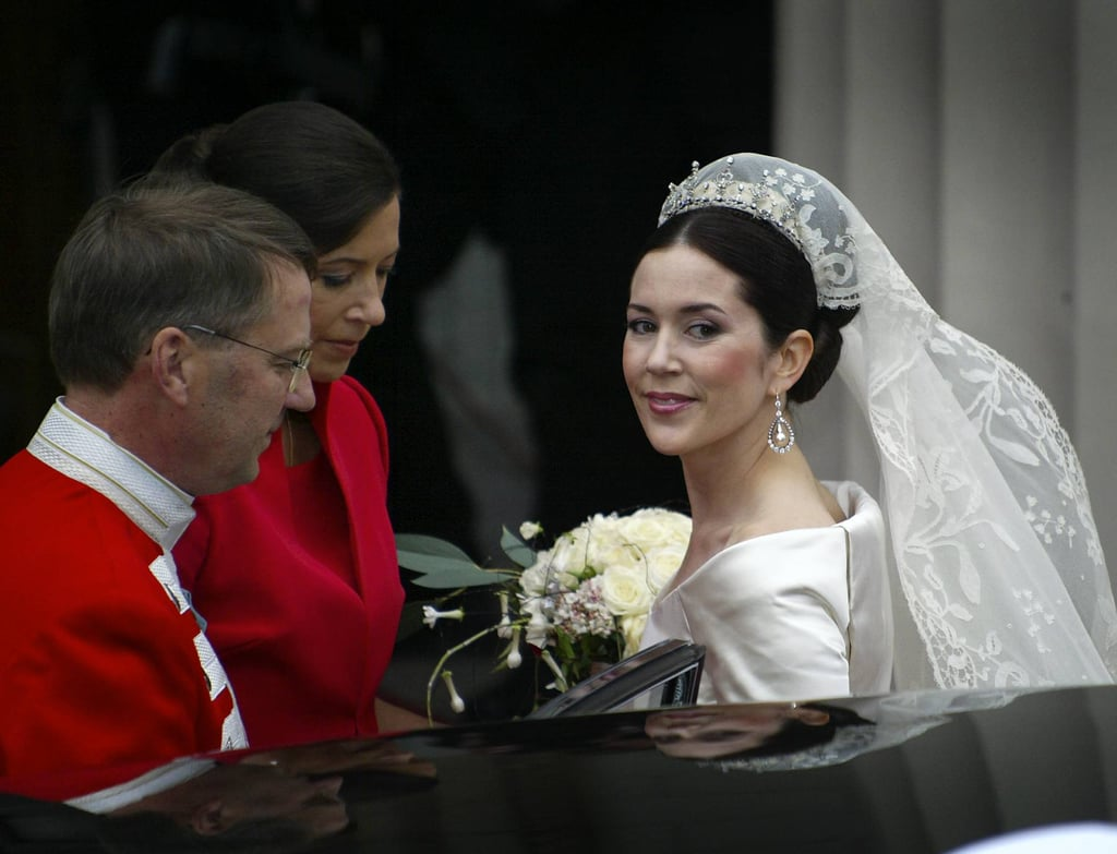 Princess Mary Royal Wedding Pictures   POPSUGAR Celebrity Australia ...