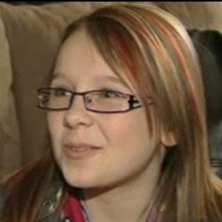 Girl Suspended From School For Having Red Hair