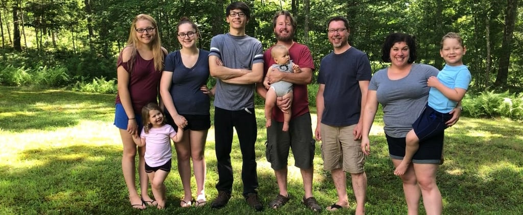Family Opens Up About Coparenting Setup