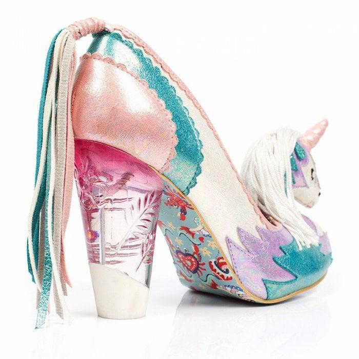 Unicorn Heels | POPSUGAR Fashion